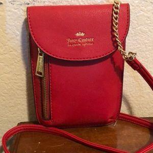 Juicy couture mini purse
